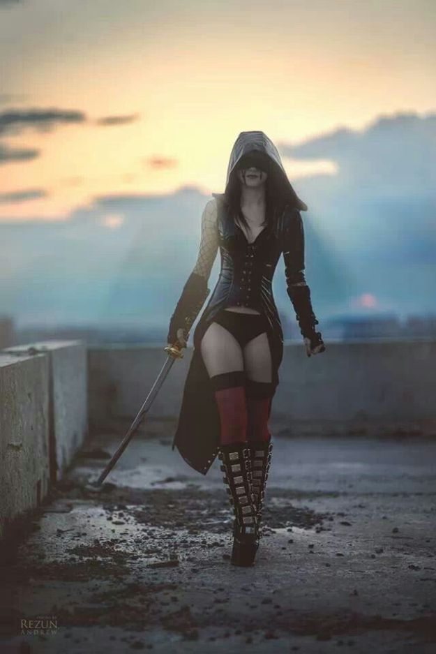 cosplay assassin creed