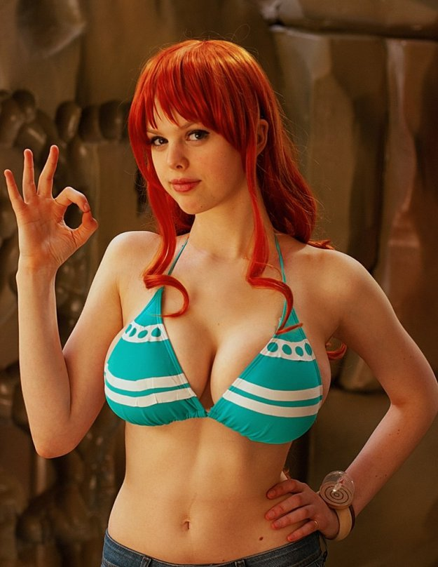 Especial Cosplay Nami One Piece Sexy